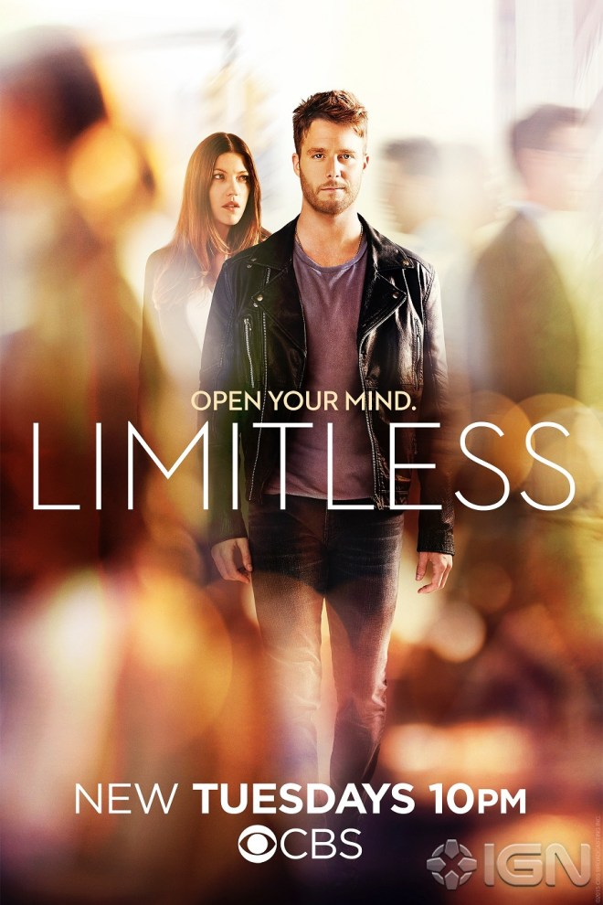 limitless series poster