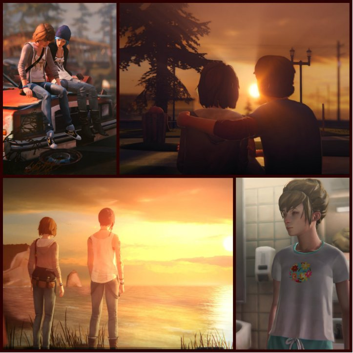 collage life is strange