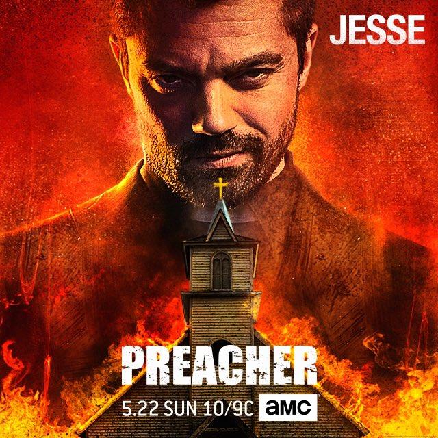 preacher poster amc