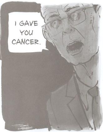 Stitches-Cancer