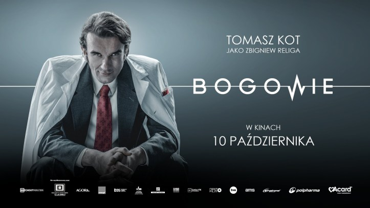 dioses-bogowie-poster