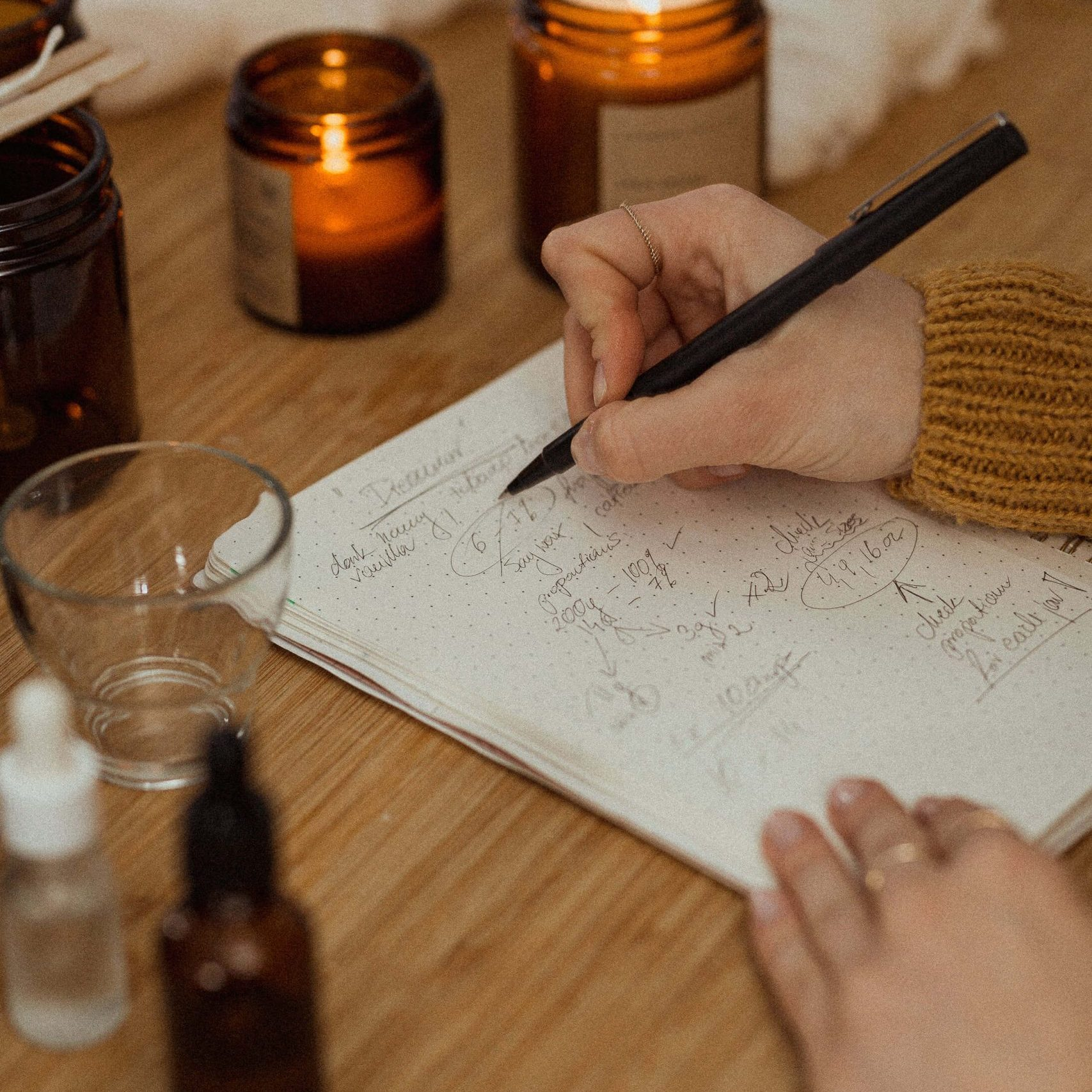 Strategic branding sessions by Sonia V Photography in Ottawa, Ontario Lavender Tree Candle Co.