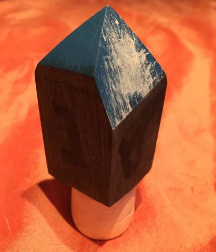 Cubist dreidel
