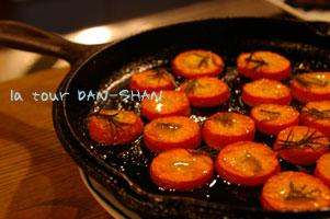 にんじんのオーブン焼き
