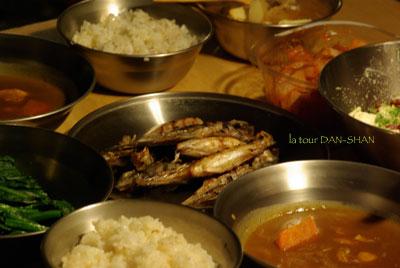 27 March Dinner