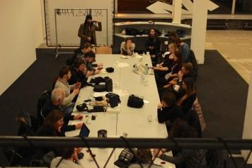 ZeM, workshop participants