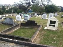 A neat graveyard I found around the corner from SAPA.