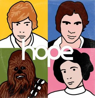 star wars album cover 19