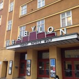 Kino Babylon, Mitte