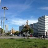 Frankfurter Allee, Friedrichshain