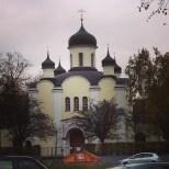 ussisch-Orthodoxe Christi-Auferstehungskathedrale, Wilmersdorf