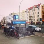 U-Bahnhof Berliner Strasse