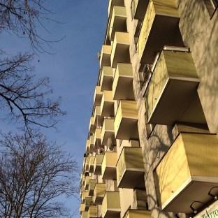 Winter Sunshine in West Berlin