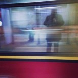S-Bahn Selfie