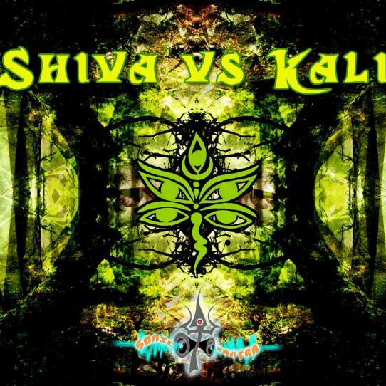 00 - Shiva vs. Kali - Sonic Tantra Records