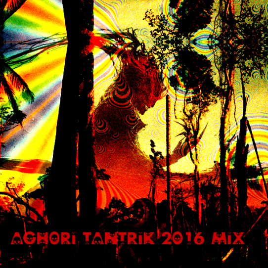 aghori tantrik in the mix