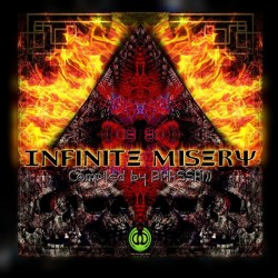 download darkpsy psycore compilation va - infinite misery free