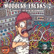 modular freaks 2 - free darkpsy compilation - 2019 - soma ritual - tom gotchi