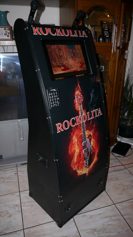 Rockolita Rental Houston