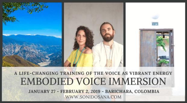 Retiro de Inmersion en la Voz Auténtica(1)