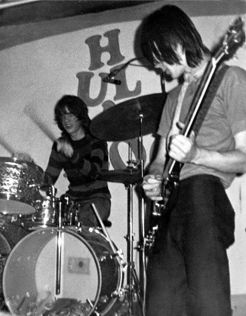 Todd y Thom en acción en 1968.