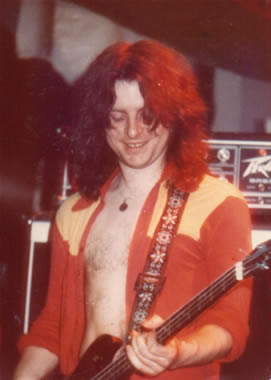 Terry Horbory 1976 Dirty Tricks
