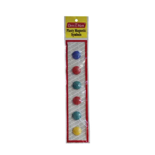Soni Office Mate - Magnets – Big 29mm (1 strip of 6 pcs)