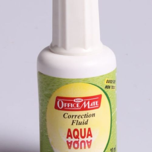 Soni Office Mate - Whitex Correction Fluid 15ml – Pack of 12 2