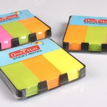 Soni Office Mate - Sticky Note Pads Fluorescent (25 x 76 x 3 x 50) 1