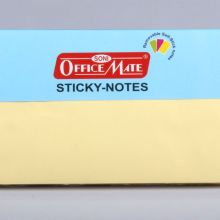 Soni Office Mate - Sticky Note Pads Pastel colour (76 x 76) in Pack of 24pcs