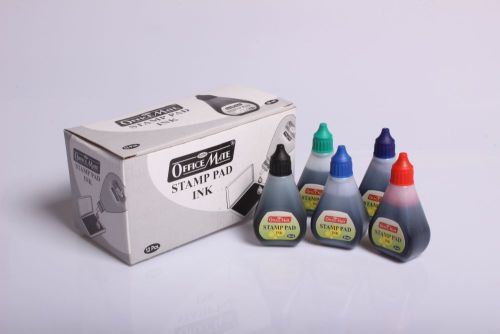 Soni Office Mate - Stamp Pad Refill Ink 50 ml 2