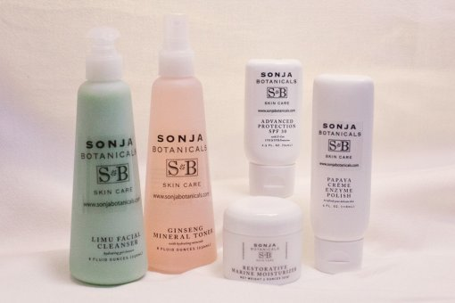 Basic Skin Care Package by Sonja Botanicals