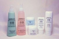 Sonja Botanicals Skin Care Basic Combination with Free Masque