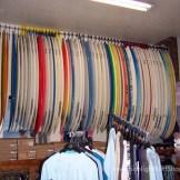 board rack