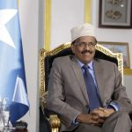 H.E President Farmajo chairs preliminary meeting of the National Security Council