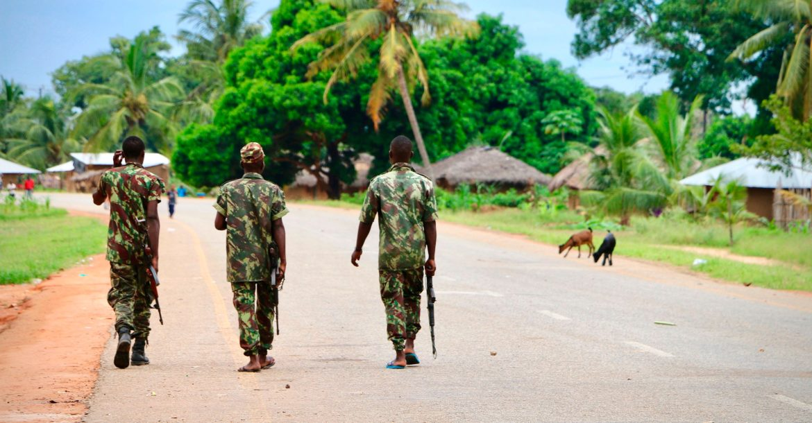 Military units respond firmly to terrorist attacks in Mozambique