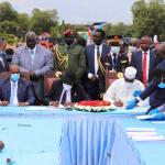 Sudan government, rebel groups sign peace deal