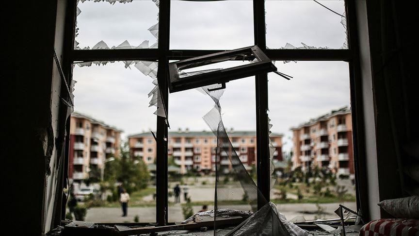 Armenia still attacking Azerbaijani villages, units