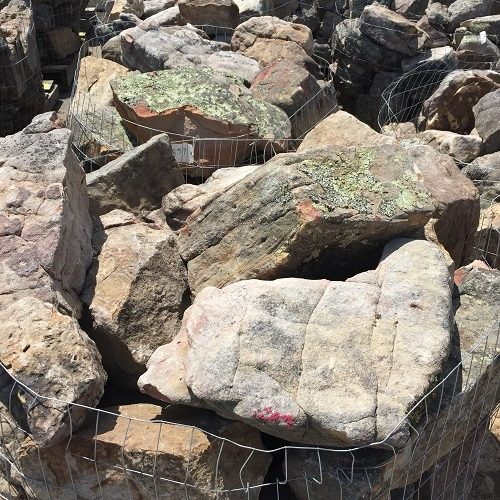 Large Decorative Rocks Landscaping