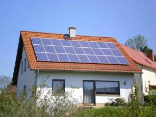 Solarworld in Petersberg bei Eisenberg