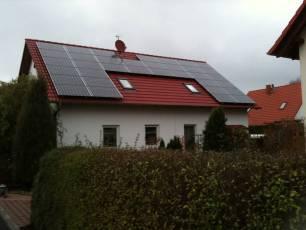 LG- Solar in Aalach bei Erfurt