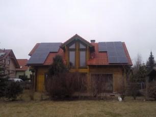 Hochleistungsmodule von Sunpower in Kichheiligen
