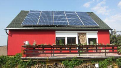 Photovoltaikanlage in  Gräfenhain