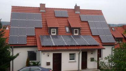 asola PV- Module aus Thüringen für Thüringer