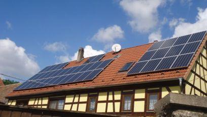 asola PV-Module aus Erfurt in Mellingen