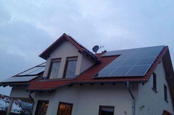 Q.Cells Module und SolarEdge Wechselrichter in Hörselberg-Hainich