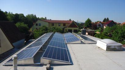 Hanwha Q-Cells und SolarEdge in Eisenach