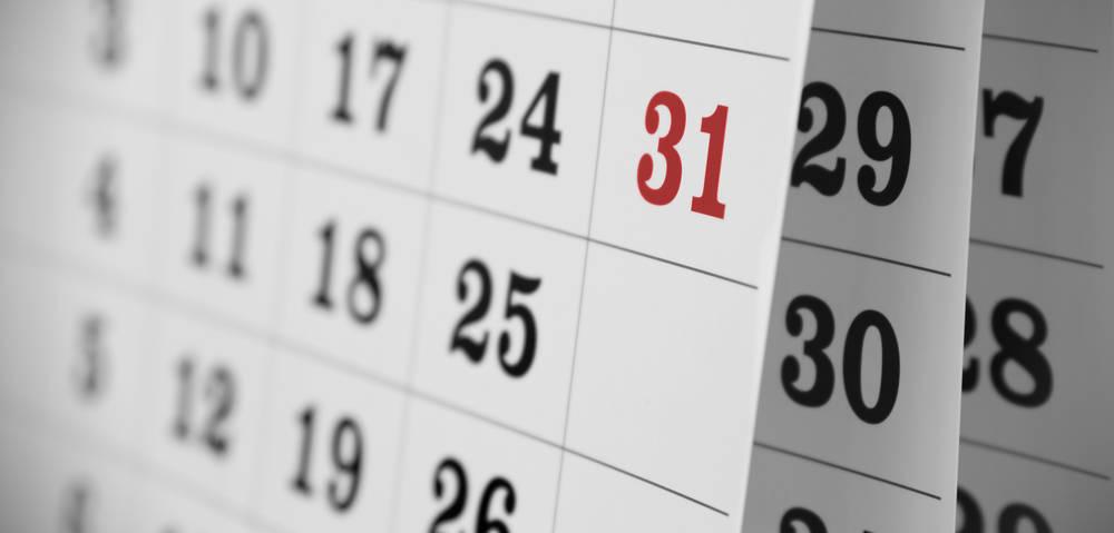 Zeltreparaturen zur Saison 2017: Noch rechtzeitig einreichen