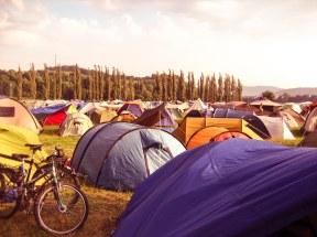 festival, Musik, Thüringen, Zeltplatz Große Wiese, Camping