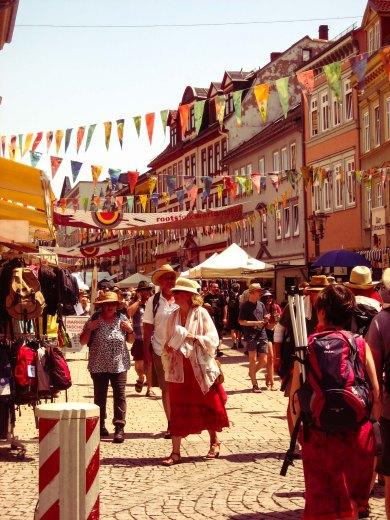 festival, Musik, Thüringen, Innenstadt